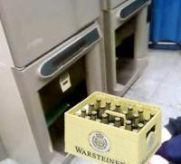 krat warsteiner statiegeld automaat