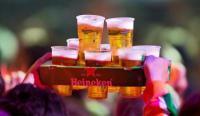 Europeanen drinken minder Heineken