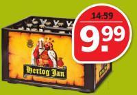 Hertog Jan in de aanbieding bij Plus supermarkt