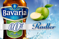 Bavaria introduceert Radler Appel