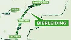 Nederland krijgt de allerlangste ondergrondse bierleiding ter wereld. De leiding wordt door Grolsch aangelegd.