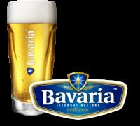 Bavaria glas en logo