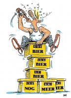 Drank probleem met bier