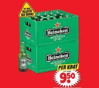Heineken krat aanbieding Dirk