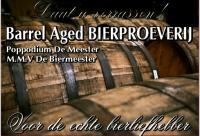 Barrel Aged Bierproeverij Almere