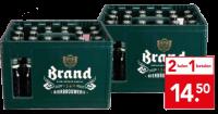 Krat Brand bier: 2 halen, 1 betalen