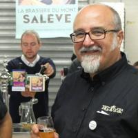 Bruno Carilli van de Italiaanse brouwerij Birra Toccalmatto.