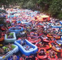 Beer Floating
