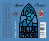 Blue Monk Special Reserve