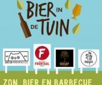 Bier in de Tuin bierfestival in Tilburg