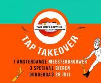 Tap TakeOver Two Chefs Brewing