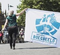 Brouwerij Boegbeeld vlag