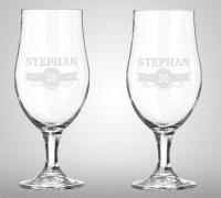 Gepersonaliseerde glazen