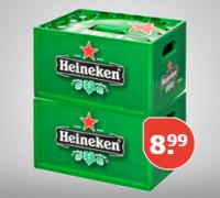 Heineken aanbieding