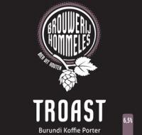 Troast Brouwerij Hommeles