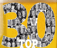 Top 30 biermensen in 2016