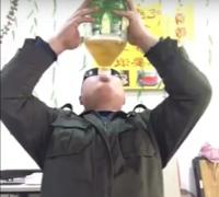 Superveel bier tegelijk!
