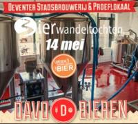 Bierwandeltocht stadsbrouwerij DAVO