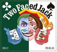 Two Faced Jack van brouwerij Het Nest