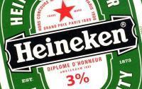 Heineken 3% bier