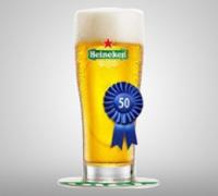 Heineken voor vijftigjarige Koning
