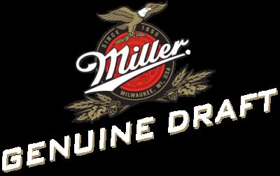 Miller Gebuine Draft logo
