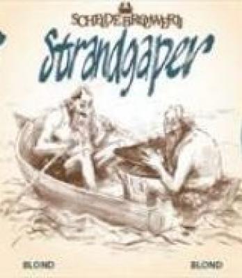 Strandgaper etiket