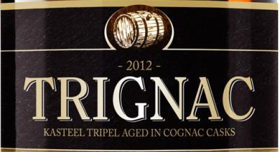 Kasteel Trignac etiket