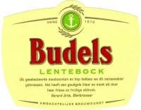 Budels Lentebock Logo