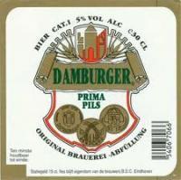 Damburger Logo