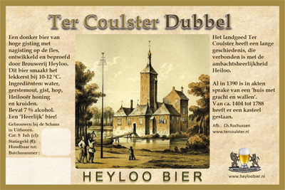 Ter Coulster Dubbel