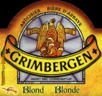 Grimbergen Blond Logo
