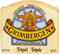 Grimbergen Tripel Logo