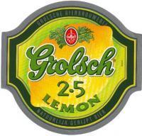 Grolsch Lemon Logo