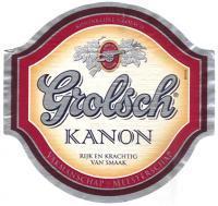 Grolsch Kanon Logo