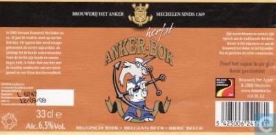 Anker Herfstbock - Bier met een warm gevoel