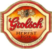 Grolsch Herfstbok Logo