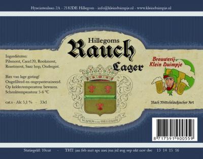 Rauch Lager - Bier met een alcoholpercentage van 5,1%