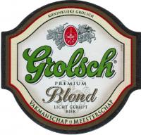 Grolsch Premium Blond logo