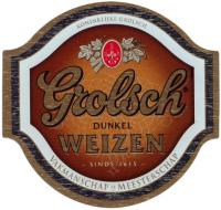 Grolsch Dunkel Weizen Logo
