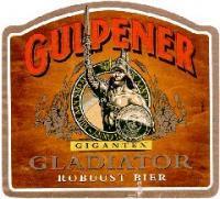 Gulpener Gladiator logo