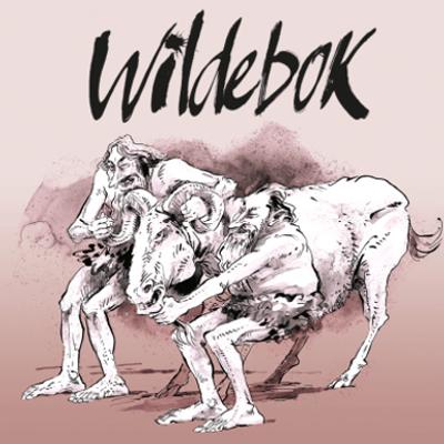Wildebok - Een bruin rode herfstbok