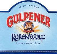 Gulpener Korenwolf Logo