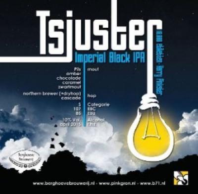 Tjuster Imperal Black IPA