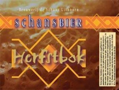 Schansbier Herfstbok