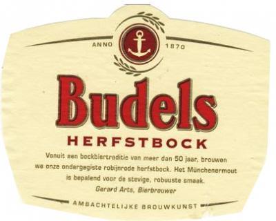 Budels Herfstbock - Een stevig robuust bier
