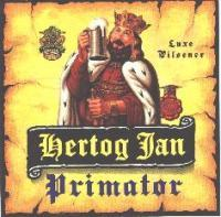 Hertog Jan Primator Logo