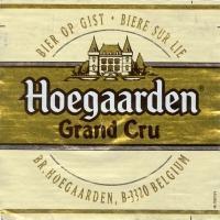 Hoegaarden Grand Cru Logo
