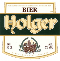 Holger Bier Logo