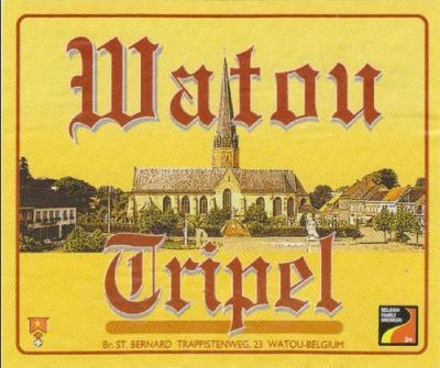 Watou Tripel - Bier met een satijnzachte schuimkraag